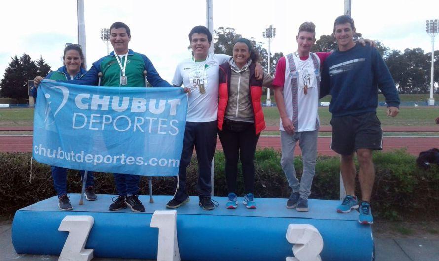 Francisco Álvarez se coronó campeón en los Juegos Evita