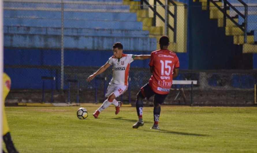 Gol del «Chino» Pérez para la Liga de Loja ante Clan Juvenil