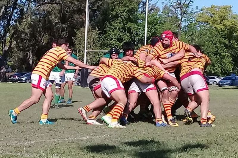 Mercedes Rugby Club ganó y quedó como escolta en la URBA