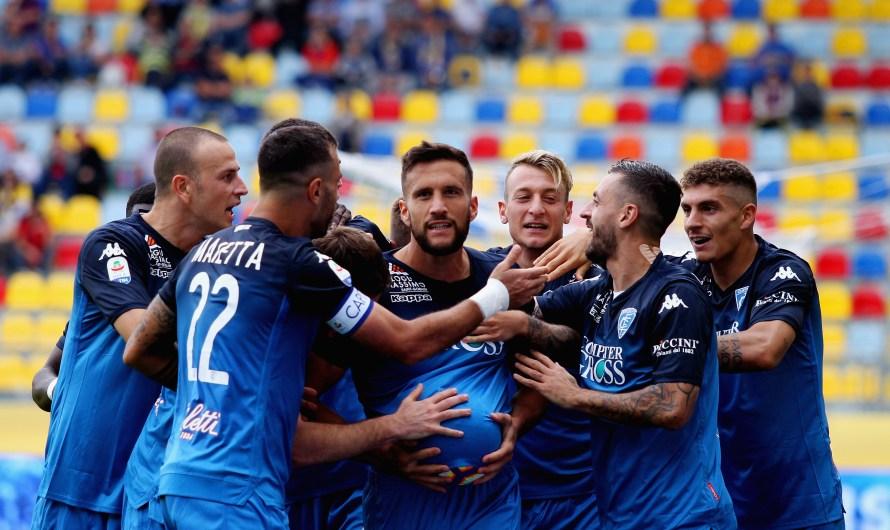 Matías Silvestre: Gol en contra, cabezazo al travesaño y gol a favor para el Empoli (video)