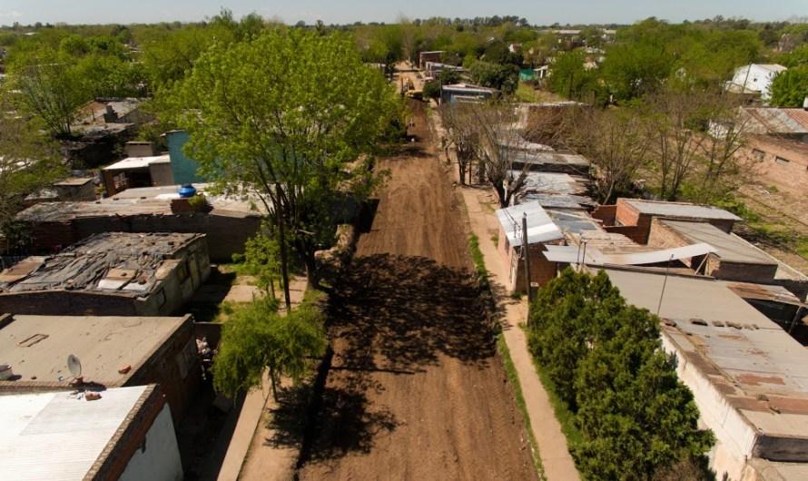 Con fondos propios municipio inicia nueva obra de pavimentación