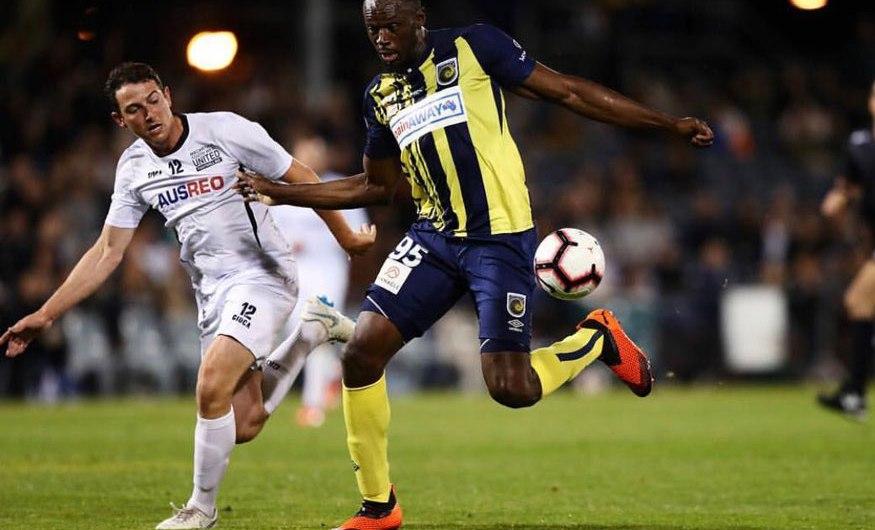 Usain Bolt rechazó la oferta que le hizo el Valletta FC y jugará con Santiago Malano