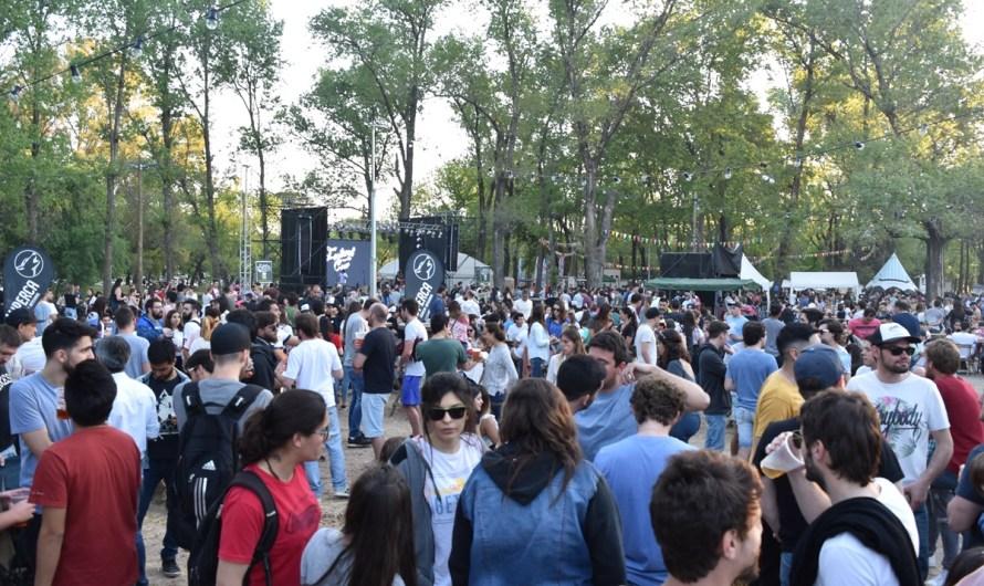 Festival de Cerveceros Mercedinos con una jornada bajo gran marco de público