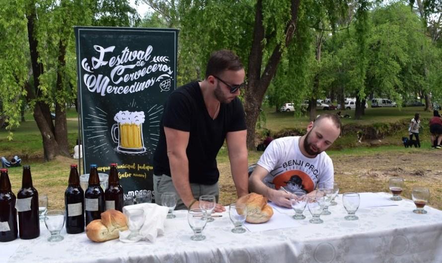 El jurado y la difícil tarea de testear y elegir la cerveza del año