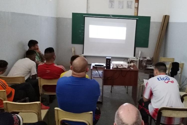 Cine Argentino en la Unidad Penitenciaria N° 5