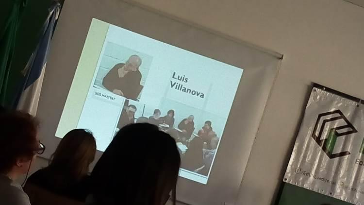 UNLu: Presentaron libro dedicado al ambientalista Luis Villanova