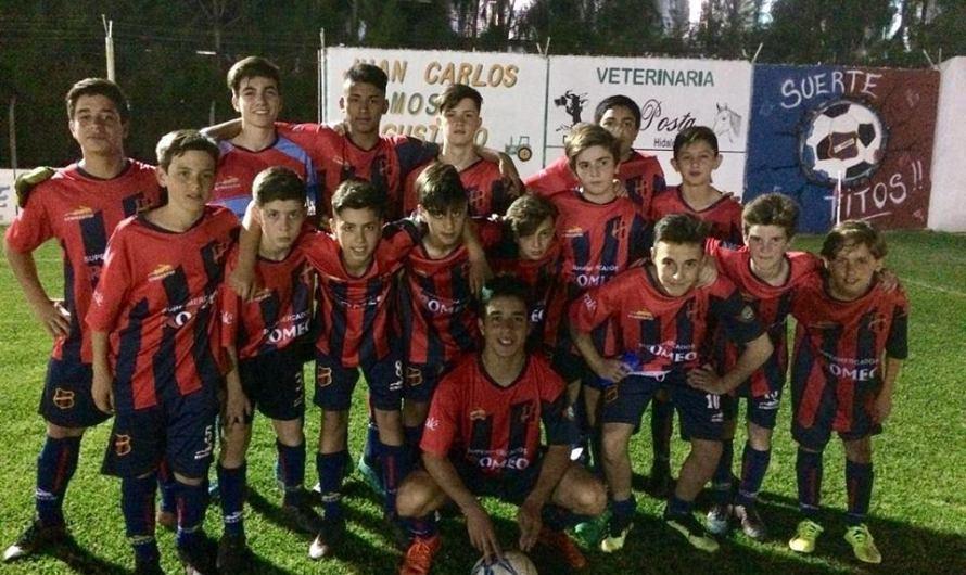 El Frontón es semifinalista del Sub 13 de la Federación Norte