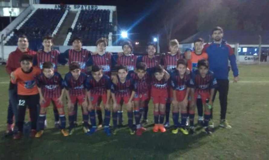 Estudiantes perdió la ida ante Rivadavia de Lincoln por el Sub 13
