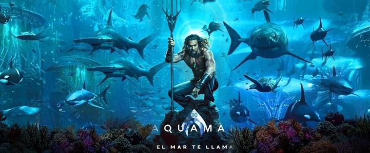 El Cine Mercedes estrena Aquaman