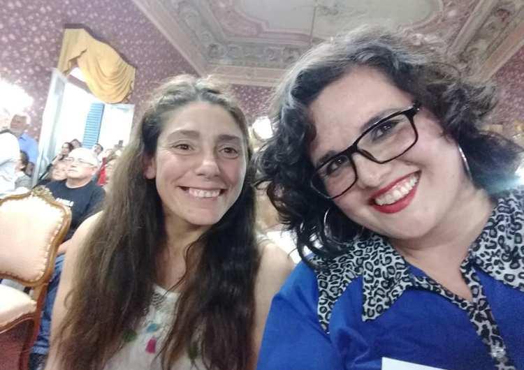 Romina Fernández y Débora Martinelli reconocidas por el HCD