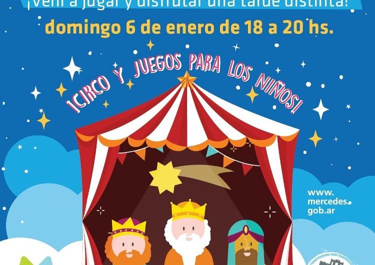 Los Reyes Magos llegan a La Trocha para toda la familia