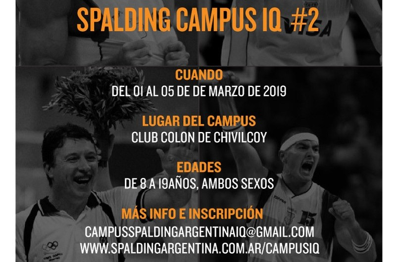 Fabricio Oberto, Alejandro Montecchia, Rubén Wolkowyski y Rubén Magnano darán un campus en Chivilcoy