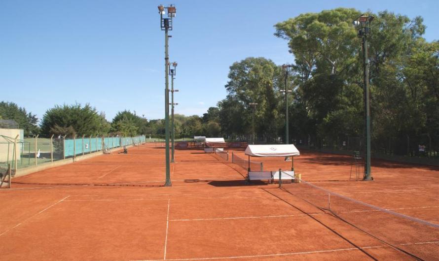 Comienza un nuevo torneo de tenis en Club Mercedes