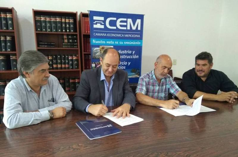 La CEM y SanCor Salud firman convenio que beneficia a los asociados