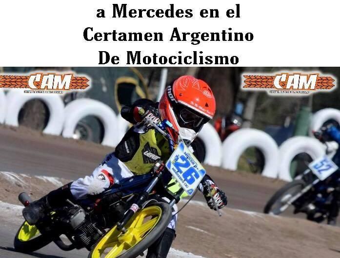 Alessandro Musso pide colaboración para participar del Campeonato Argentino de Motociclismo
