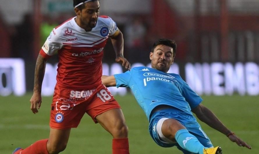 Lértora: Esto tiene que ser un punto de partida para Belgrano
