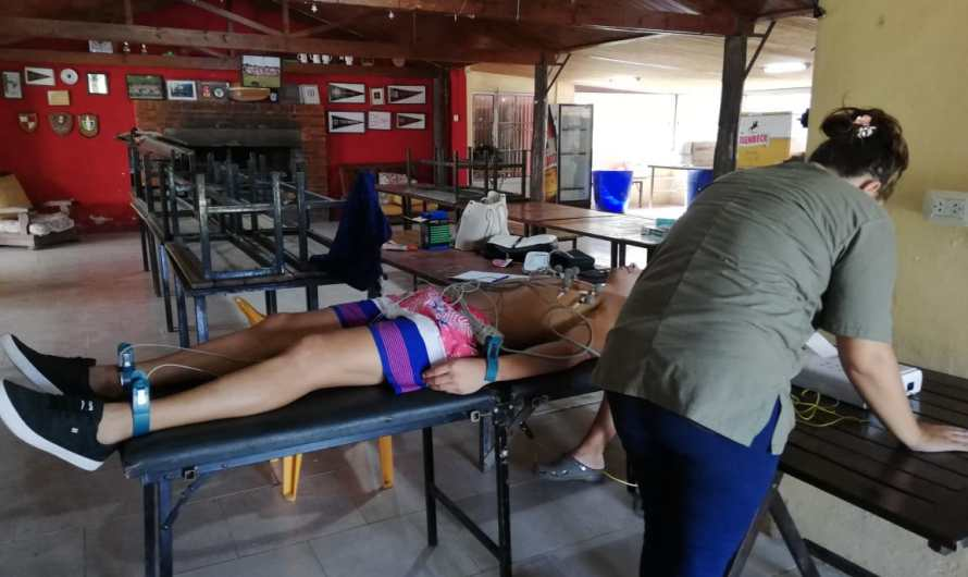 """Más clubes recibieron el programa de """"Salud y Deportes"""" de la Municipalidad"""