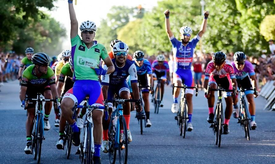 Federico Vivas se quedó con la segunda etapa de la Doble Bragado