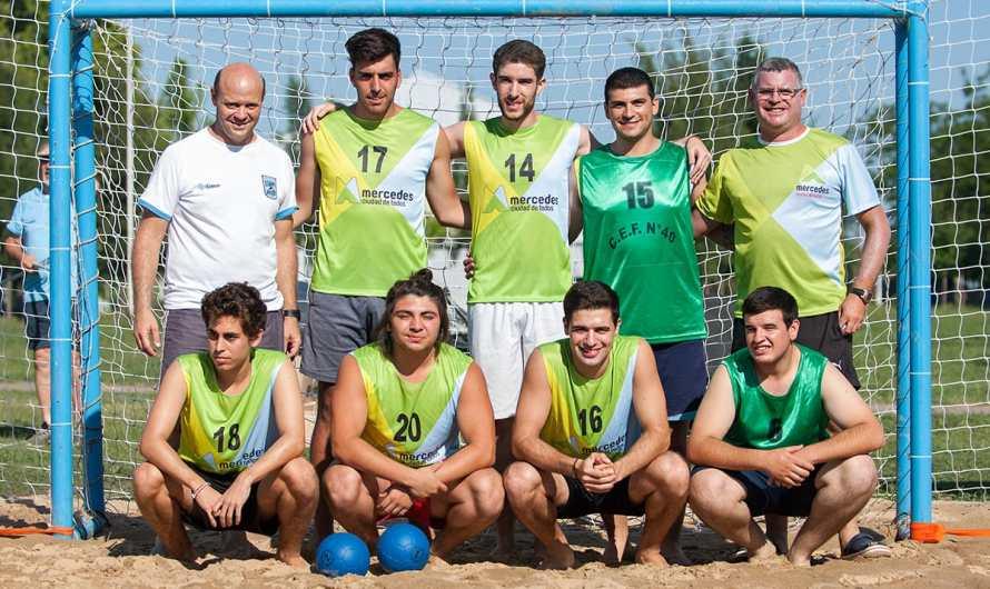 Mirá las imágenes del Beach Summer Handball que se jugó en La Trocha