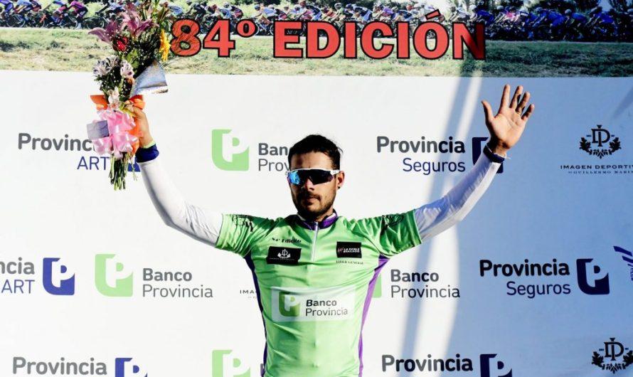 La quinta etapa de la Doble Bragado fue para Julián Barrientos