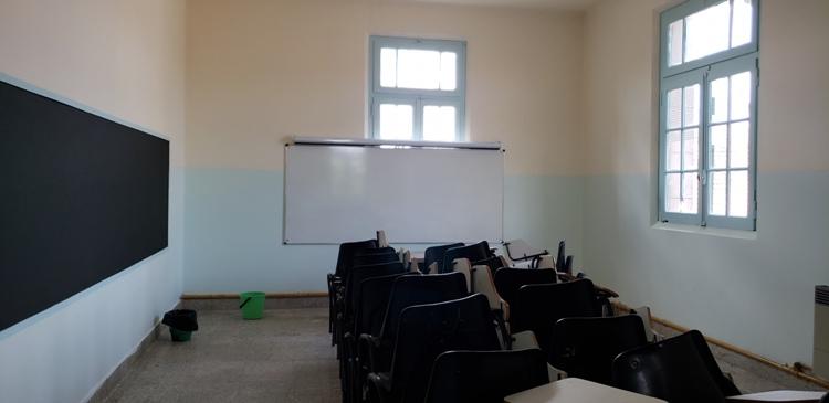 Refaccionan el Centro Universitario Mercedes