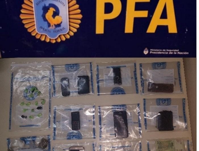 Allanamientos por estupefacientes en Mercedes y Luján