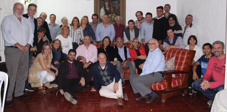 Nueva reunión de la Coalición Cívica en Mercedes