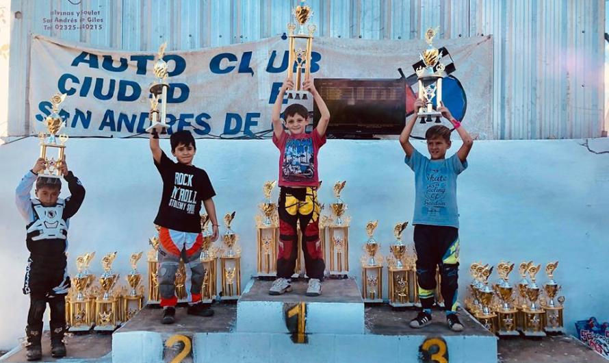 Alessandro Musso ganó en San Andrés de Giles