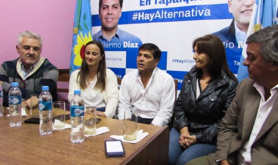 Carlos Selva estuvo en Tapalqué apoyando a candidato local