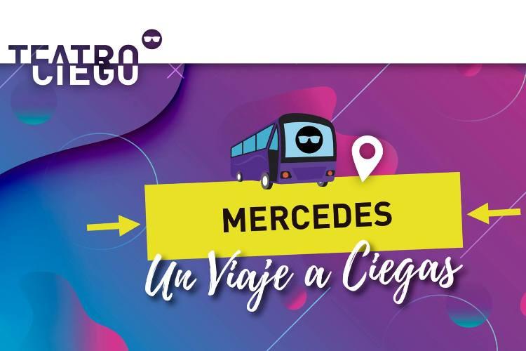 Teatro Ciego este viernes 12 en Mercedes