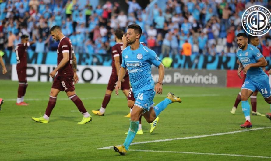 Gol de Federico Lértora en la victoria de Belgrano por la Copa de la Superliga (Video)