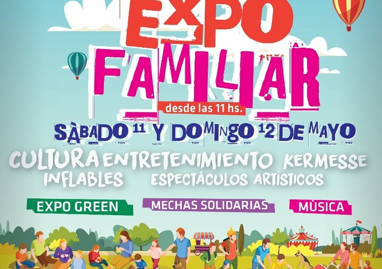 Super Expo Familiar en La Trocha