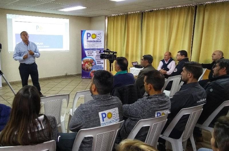 Presentaron P5Almacen.com.ar, una plataforma para la venta online de productos