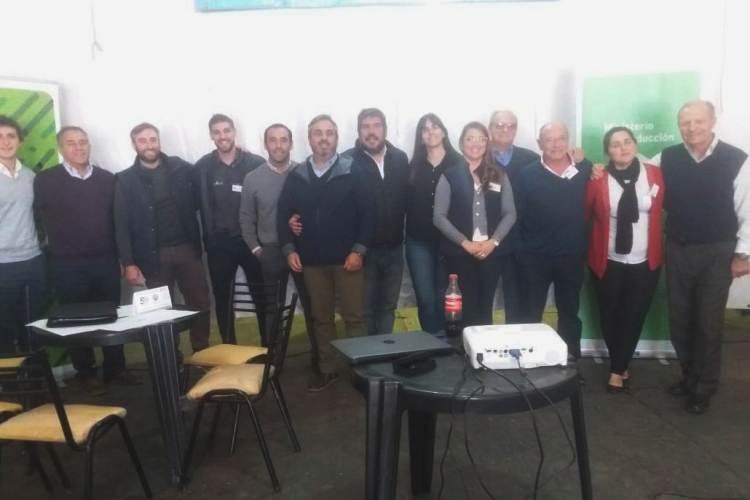 La Cámara Económica participó de la ronda de negocios de la Expo Suipacha