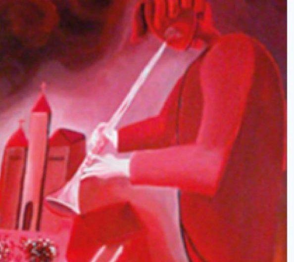Inauguran «Entalpia», muestra de Julián Palermo