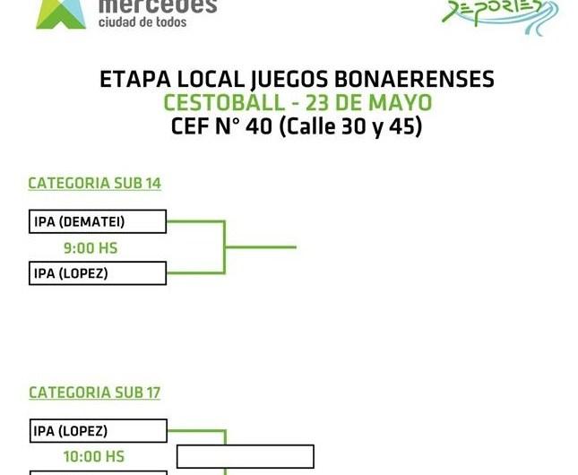 Beach Voley, Tenis y Hockey ya tienen sus clasificados al Regional en los Bonaerenses