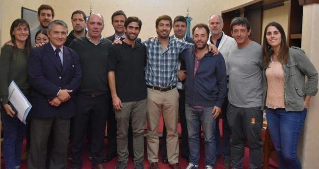 Club Mercedes recibió subsidio para trabajar en su nuevo predio