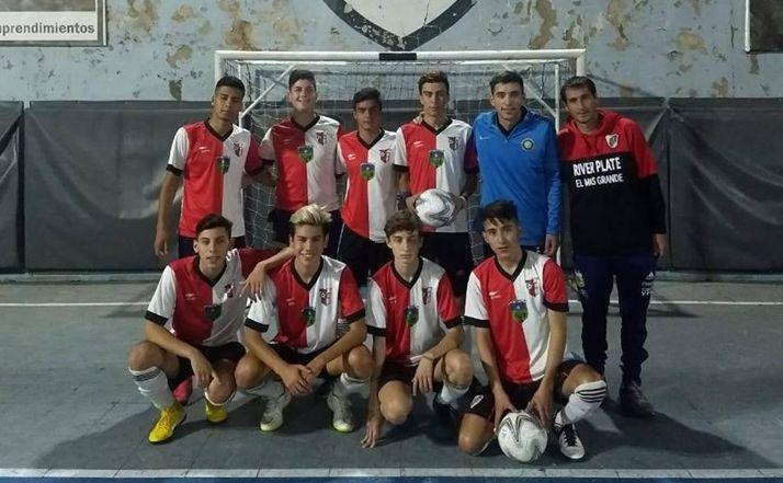 Derrota y empate de la Escuela de Futsal en Villa Ballester