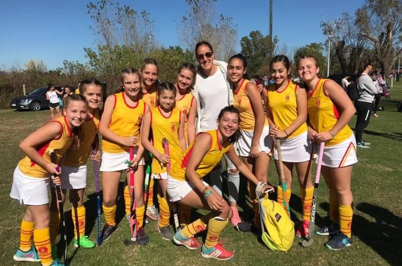 Mercedes Rugby viajó a Pilar para jugar la segunda fecha de LICA