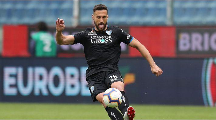 Matias Silvestre descendió con el Empoli y suena como refuerzo de Boca