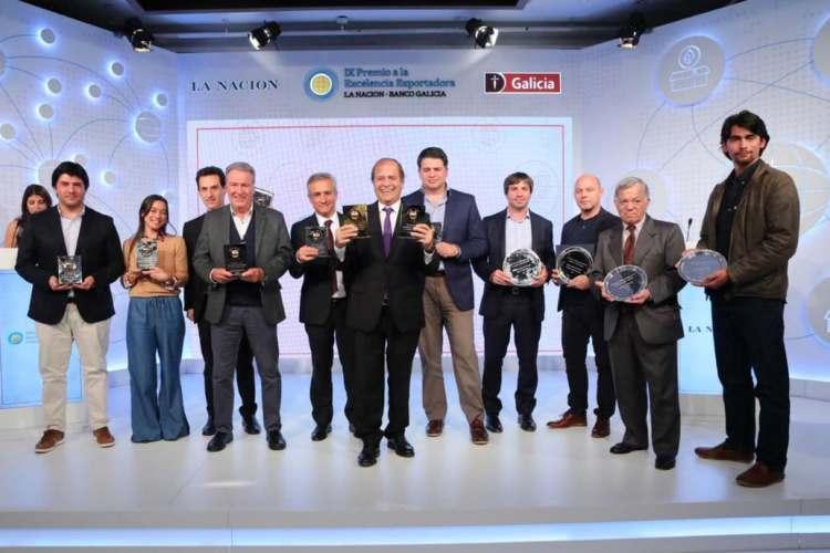 Fábrica Sanmartín ganó premio por su «Excelencia Exportadora»