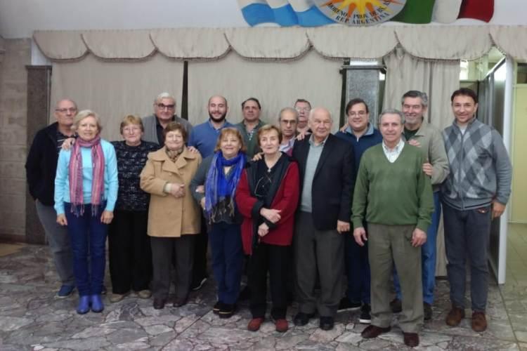 Nuevo encuentro de la Federación de Asociaciones Italianas