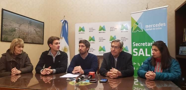 Municipio y  Bioquímicos firman convenio para detección de celiaquía