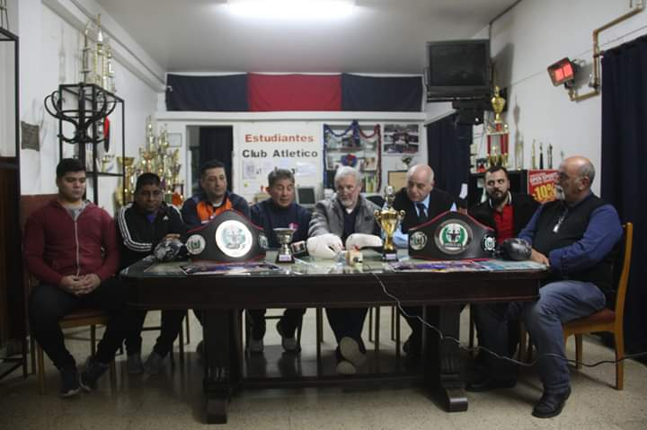El próximo 5 de julio habrá boxeo en Club Estudiantes