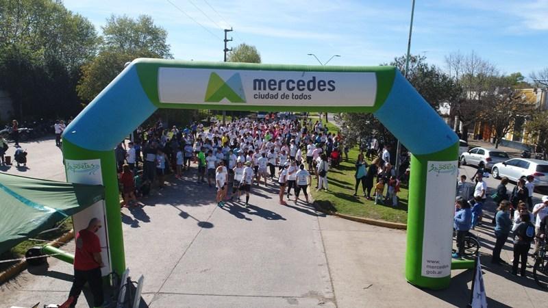 Hasta el 21 de junio está abierta la inscripción para la media maratón de Mercedes