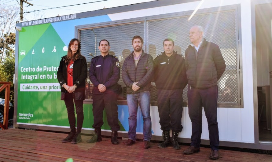Municipio inauguró nuevo «Centro de Protección Integral» en Av.2