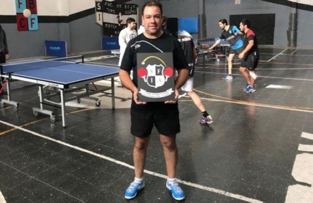 Christian Cerverizzo campeón en el TMT Ciudad de Morón
