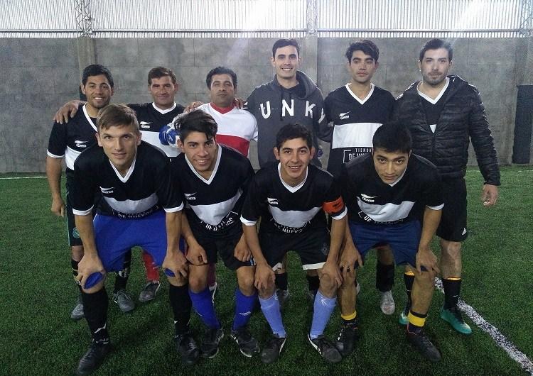 Ovodec FC consiguió un nuevo triunfo y se posiciona tercero