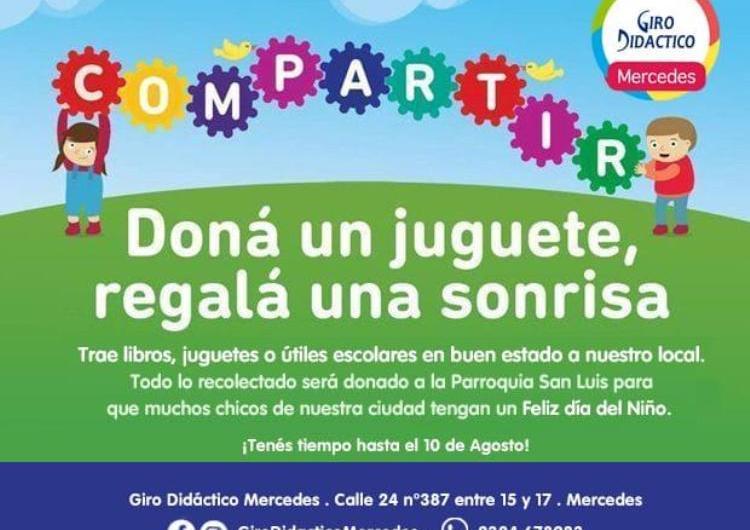Propuesta para un Día del Niño solidario