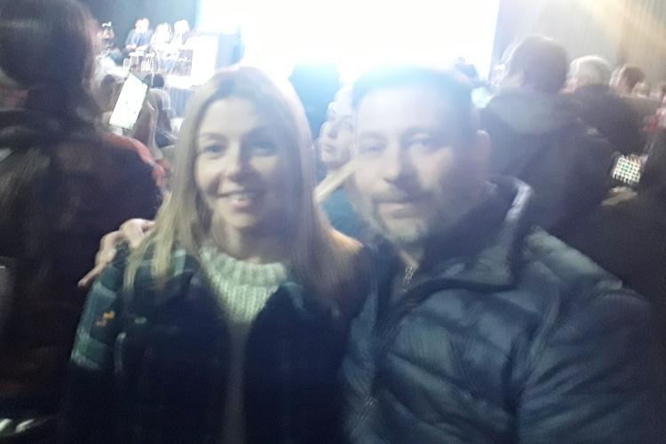 Cardozo, Avalle y Mosca presentes en el cierre de campaña de Lavagna